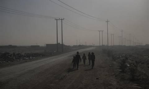 Ιράκ: Ο διεθνής συνασπισμός βομβάρδισε γέφυρες στη Μοσούλη