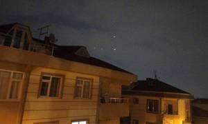 Πανικός στην Τουρκία: Δέχεται επίθεση από… εξωγήινους; (pics)