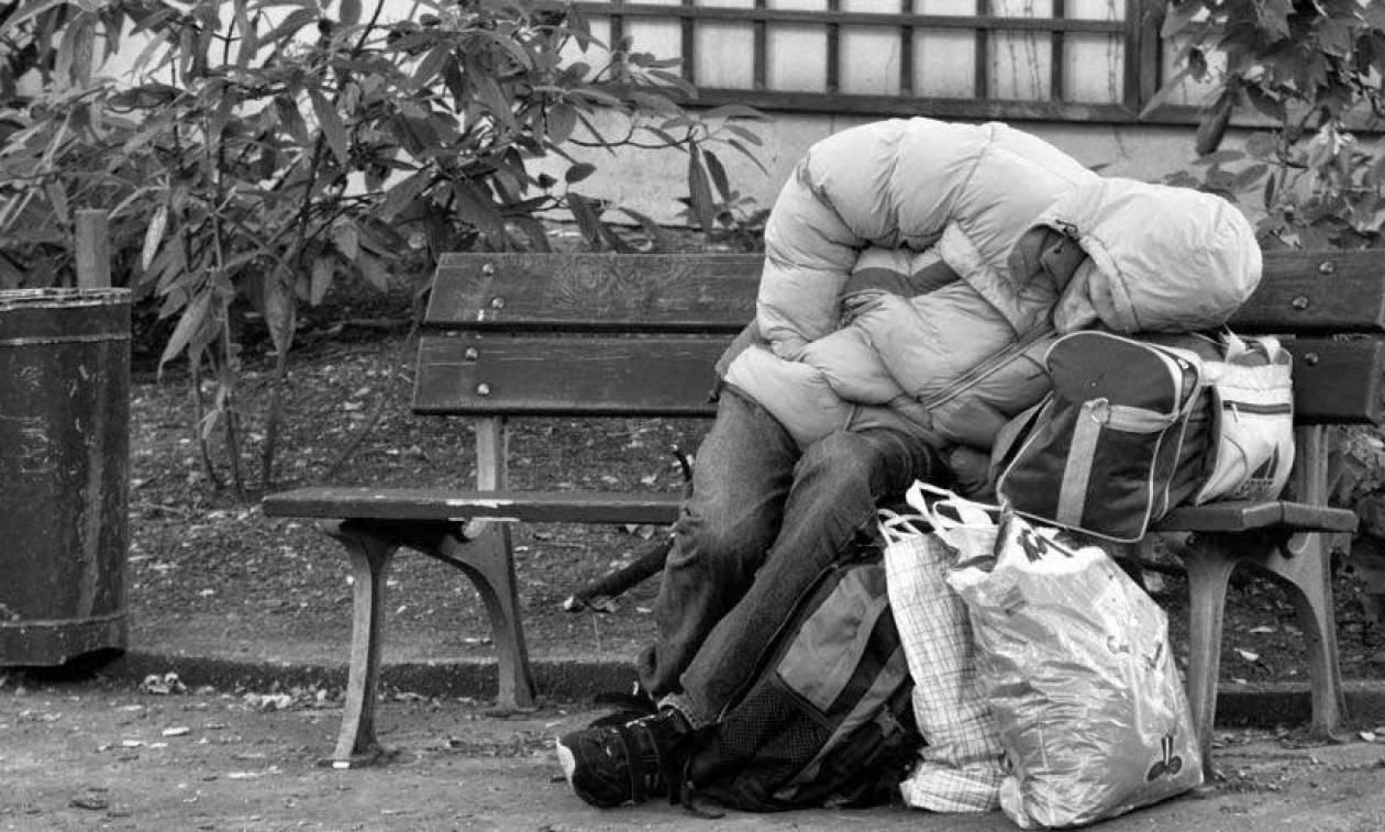 Κακοκαιρία - Tρεις θερμαινόμενοι χώροι στην Αθήνα για τους άστεγους