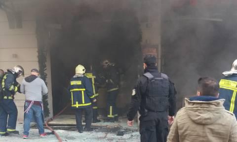Πλατεία Βικτωρίας: Από τι σημειώθηκε η φονική έκρηξη στο γνωστό ταχυφαγείο (vid)
