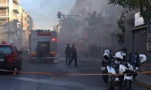 Νεκρή μια γυναίκα από την έκρηξη στην πλατεία Βικτωρίας