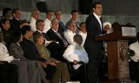 ΣΟΚ: Δείτε πόσο μας κόστισε το ταξίδι του Τσίπρα στην Κούβα