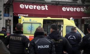 Έκρηξη στην πλατεία Βικτωρίας: Εκτός κινδύνου οι πέντε τραυματίες