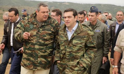 Πιστεύετε ότι Τσίπρας και Καμμένος μπορούν να προασπίσουν τα Εθνικά μας συμφέροντα;