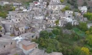 Αυτό είναι το χωριό «φάντασμα» στην Κρήτη (video)