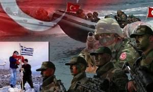 Ξέφυγε η Τουρκία: Ζητά με ΝΟΤΑΜ αποστρατικοποίηση της Κάσου