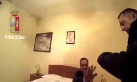 Ιταλία: Συνελήφθη ο «νονός» της μαφίας της Καλαβρίας