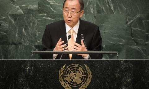 ΟΗΕ: Συγνώμη από τον Μπαν στον λαό της Αϊτής για τον ρόλο του Οργανισμού στην επιδημία χολέρας