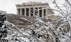 Καιρός: Χριστούγεννα και Πρωτοχρονιά με χιόνια και στην Αθήνα!