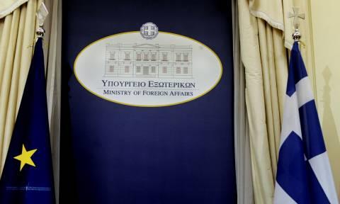 Αναβρασμός στην Αθήνα για το «παραλήρημα» των Τούρκων: Τι απαντά το Υπουργείο Εξωτερικών