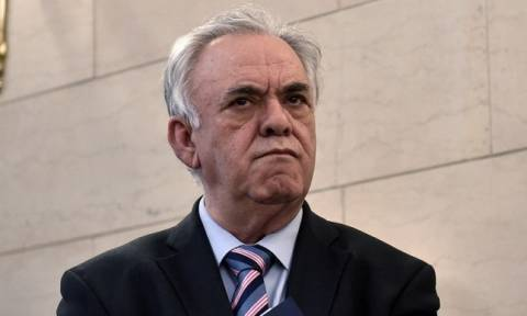 Συνάντηση Δραγασάκη με τον πρέσβη της Τουρκίας