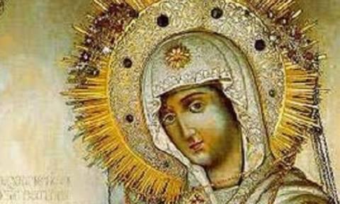 Εορτασμός Παναγίας Γερόντισσας στο Ναύπλιο