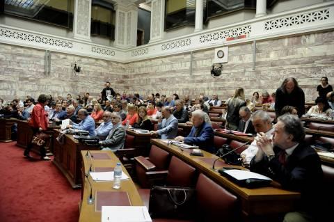 Ολοκληρώθηκε η συνάντηση ΚΟ του ΣΥΡΙΖΑ για τον προϋπολογισμό