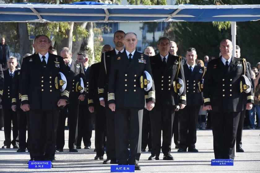 Πολεμικό Ναυτικό: Τελετή Ορκωμοσίας Ναυτών 2016 Ε ΕΣΣΟ (pics)
