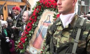 Το Ρέθυμνο γιορτάζει την πολιούχο του Αγία Βαρβάρα