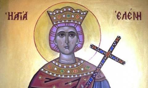 Στην Ελλάδα το ιερό σκήνωμα της Αγίας Ελένης, μητέρας του Μεγάλου Κωνσταντίνου