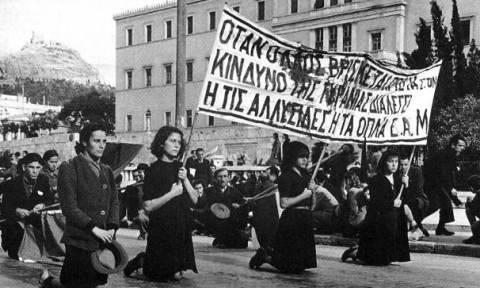 Σαν σήμερα το 1944 ο στρατηγός Σκόμπι κηρύσσει στρατιωτικό νόμο λόγω διαδηλώσεων για τα Δεκεμβριανά