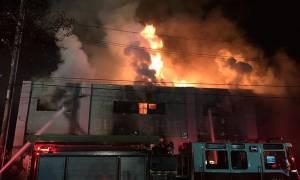 Μεγάλη τραγωδία στις ΗΠΑ: Περίπου 30 άνθρωποι κάηκαν ζωντανοί από πυρκαγιά σε πάρτι (Pics+Vid)