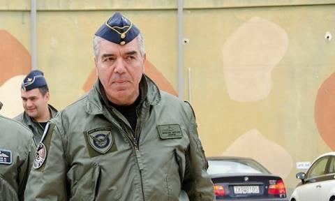Κρίση στο Αιγαίο: Σκληρή απάντηση του Αρχηγού ΓΕΑ προς τους Τούρκους