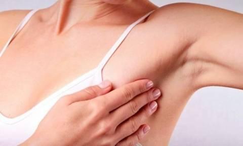 Ψηλάφηση στο στήθος: Πότε δεν πρέπει να ανησυχείτε