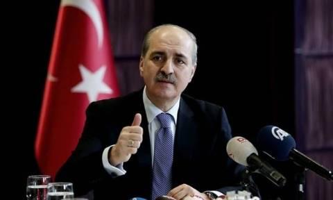 Προκλητικός ο Τούρκος αντιπρόεδρος: Για εμάς ανεξαρτησία σημαίνει να μιλάμε για «γκιαούρηδες»!