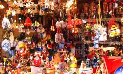 Χριστούγεννα 2016 - Πρωτοχρονιά 2017: Δείτε το εορταστικό ωράριο σε Αθήνα και Θεσσαλονίκη