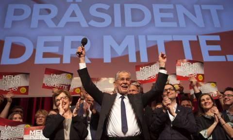 Αυστρία - Προεδρικές εκλογές: Η ήττα της Άκρας Δεξιάς φέρνει «ανάσα» ανακούφισης στην Ευρώπη