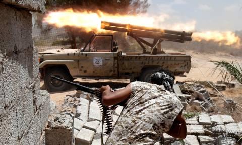 Λιβύη: «Έπεσε» η Σύρτη – Αιχμάλωτοι δεκάδες τζιχαντιστές του ISIS (Vid)