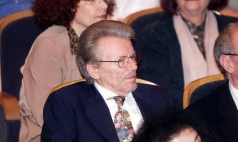 Πέτρος Φυσσούν: Από τι πέθανε ο μεγάλος Έλληνας ηθοποιός