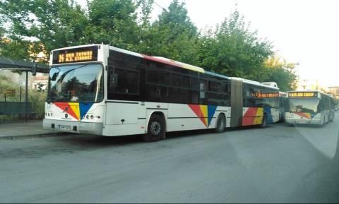 Απεργία: Με προσωπικό ασφαλείας την Πέμπτη τα λεωφορεία του ΟΑΣΘ