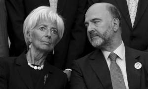 Τορπίλη από το ΔΝΤ: «Αδειάζει» το Eurogroup και αμφισβητεί την απόφαση