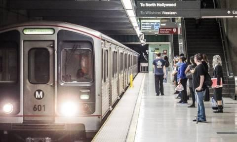 Σε «κόκκινο» συναγερμό το Λος Άντζελες - Απειλή για χτύπημα στο τρένο