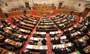 Ο δεύτερος προϋπολογισμός από την κυβέρνηση ΣΥΡΙΖΑ-ΑΝΕΛ στη Βουλή