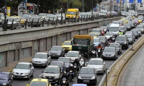 Επέτειος Γρηγορόπουλου – ΤΩΡΑ: Κυκλοφοριακό χάος στο κέντρο της Αθήνας
