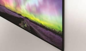 Η LG Electronics παρουσιάζει την OLED Wallpaper, μία οθόνη τόσο λεπτή σχεδόν όσο ένα φύλλο