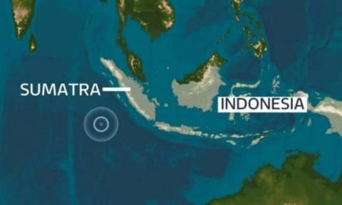 Σεισμική δόνηση 6,8 ρίχτερ συγκλόνισε τη Σουμάτρα
