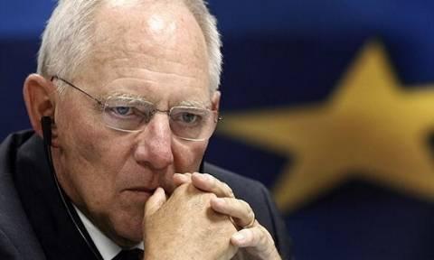"""Шойбле: """"Либо меры, либо Grexit. Другого пути нет"""""""