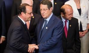 Президент Франции Франсуа Олланд 9 декабря прибудет на Кипр