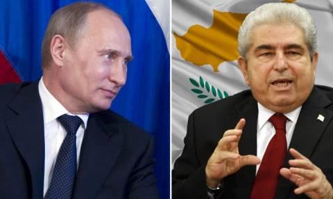 Αποκάλυψη - «βόμβα» Χριστόφια για Πούτιν