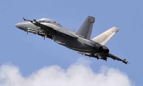 Συντριβή αμερικανικού μαχητικού αεροσκάφους στην Ιαπωνία