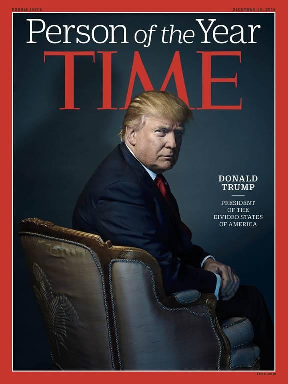 ΕΚΤΑΚΤΟ - Time: Αυτό είναι το πρόσωπο της χρονιάς