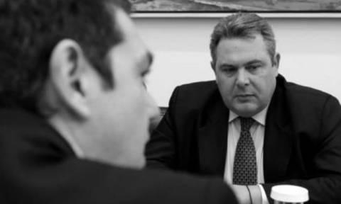 Έξαλλοι στον ΣΥΡΙΖΑ με τις επικοινωνιακές φιέστες Καμμένου