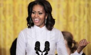 ΗΠΑ: Η Μισέλ Ομπάμα αποκάλυψε τι έκανε το βράδυ των εκλογών! (vid)