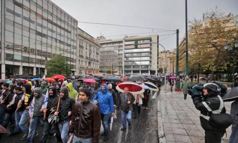 Απεργία κάνει και ο… καιρός: Με τοπικές βροχές και πτώση της θερμοκρασίας η Πέμπτη (pics)