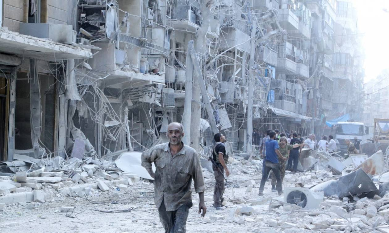 Ρωσία-ΗΠΑ: Πολύ κοντά σε «αναίμακτη» λύση για την λήξη της πολιορκίας στο Χαλέπι (Vid)