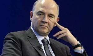 Μοσκοβισί: Η Ευρωπαϊκή Επιτροπή δεν φοβάται την Ιταλία
