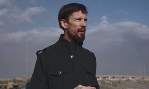 Νέο μήνυμα του ISIS μέσω βίντεο με πρωταγωνιστή Βρετανό όμηρο δημοσιογράφο (Vid)