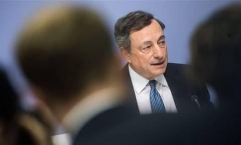 ΕΚΤ: Παράταση του προγράμματος ποσοτικής χαλάρωσης έως τον Δεκέμβριο του 2017