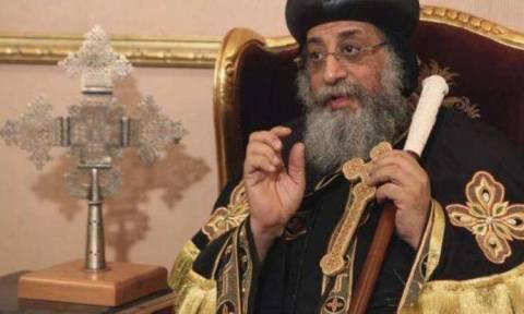 Επίσημη επίσκεψη στην Ελλάδα πραγματοποιεί ο Πατριάρχης των Κοπτών