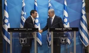 Τσίπρας: Μοχλός ανάπτυξης η τριμερής συνεργασία Ελλάδας- Κύπρου - Ισραήλ